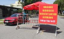 12/28 ca mới ở cộng đồng, Đà Nẵng cấm shipper, thể thao ngoài trời