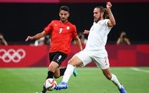 VTV thay đổi lịch phát sóng ngày 22-7, chỉ có tín hiệu 2 trận bóng đá nam Olympic 2020