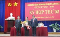 Ông Trần Anh Tuấn giữ chức phó chủ tịch UBND tỉnh Quảng Nam
