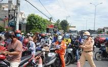 Lại 'kẹt cứng' chốt kiểm soát COVID-19 Quảng Nam - Đà Nẵng