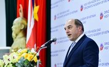 Bộ trưởng Quốc phòng Anh nhấn mạnh cam kết Ấn Độ Dương - Thái Bình Dương