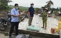 Dông lốc bất ngờ quét sập hàng chục căn nhà, 15 người bị thương ở Kiên Giang