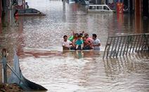 Mưa lũ ở Trung Quốc: 33 người chết, thiệt hại 4.342 tỉ đồng, dự báo mưa lớn tiếp