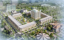 D'. Metropole Hà Tĩnh - khu đô thị đáng sống bậc nhất TP Hà Tĩnh