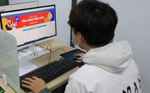 Nhiều đại học tại TP.HCM cho thí sinh trúng tuyển nhập học... tại nhà