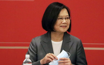 Reuters: Trung Quốc cảm ơn lãnh đạo Đài Loan Thái Anh Văn?