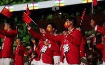 Lễ khai mạc Olympic 2020: Hơn 100 đoàn diễu hành, Trung Quốc đã xuất hiện