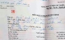 Đi bơm nước nuôi vịt, bị phạt vì vi phạm chỉ thị 16: Thông tin không đúng bản chất