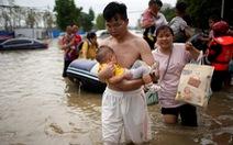 Nhiều người Trung Quốc trắng tay sau trận lũ lịch sử ở Hà Nam