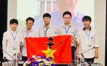 Đỗ Bách Khoa đoạt huy chương vàng Olympic toán quốc tế
