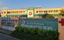 Bệnh viện Đa khoa khu vực Thủ Đức thu thêm sai quy định trên 3,3 tỉ đồng