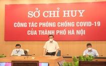 Chủ tịch Hà Nội: Nhiều người vẫn ra đường khi không cần thiết