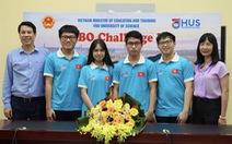 Học sinh được cô giáo nhận nuôi tiến bộ vượt bậc trong kỳ thi quốc tế