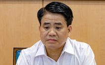 Ông Nguyễn Đức Chung tiếp tục bị khởi tố do can thiệp trái luật vào hoạt động đấu thầu