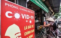 Trưa 3-8, Hà Nội thêm 23 ca COVID-19, có 2 nhân viên siêu thị