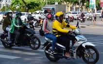 Hà Nội: Xe công nghệ tạm dừng chở khách, chỉ giao hàng thiết yếu