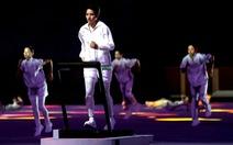 Lễ khai mạc Olympic Tokyo 2020: Ánh sáng từ cô võ sĩ y tá