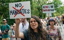 Người mỉa mai các nỗ lực tiêm vắc xin ở Mỹ qua đời vì COVID-19