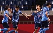 Nhật thắng trận bóng đá thứ hai ở Olympic Tokyo, sáng cửa đi tiếp