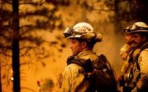 Những hình ảnh cháy rừng thiêu đốt miền tây nước Mỹ