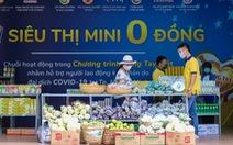 'Phiếu đặc biệt' đi siêu thị không phải trả tiền