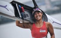Cô y tá vừa chữa trị bệnh nhân COVID-19 vừa tập luyện để tranh tài ở Olympic Tokyo