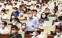 Đại biểu Quốc hội đề xuất hệ thống chống dịch '3 tầng'