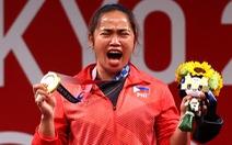 Philippines có huy chương vàng Olympic đầu tiên trong lịch sử