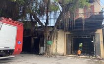 Đôi vợ chồng chết trong căn nhà bị cháy ở Hải Phòng có vết đâm trên người