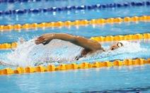 Ánh Viên về cuối đợt bơi vòng loại thứ nhất 800m tự do nữ