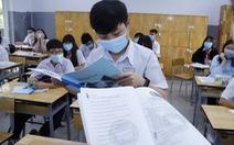 Sở GD-ĐT TP.HCM đề xuất xét vào lớp 10 cho cả hệ thường và chuyên