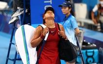 'Cô gái vàng' của Nhật Naomi Osaka thua sốc ở Olympic Tokyo