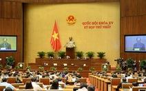 Quốc hội lập 2 đoàn giám sát về quy hoạch và thực hành tiết kiệm, chống lãng phí