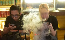 Cấp thiết áp dụng quy định để kiểm soát thuốc lá thế hệ mới
