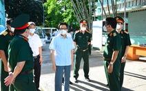 Phó thủ tướng Vũ Đức Đam: 'Phải giảm bệnh nhân COVID-19 tử vong, bệnh nhân chuyển nặng'