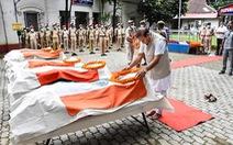 Cảnh sát hai bang Ấn Độ đấu súng, 6 người thiệt mạng