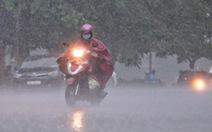 Không khí lạnh tăng cường, từ đêm 27-10, Trung Bộ mưa to