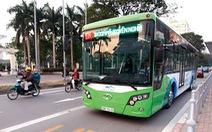 Dự án buýt nhanh BRT Hà Nội phải thu hồi hơn 42 tỉ đồng sai phạm