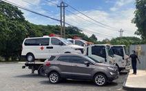Doanh nghiệp mua 3 xe cứu thương hơn 2,3 tỉ đồng 'tiếp sức' Đồng Nai chống dịch