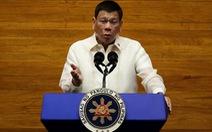 Tổng thống Philippines muốn 'tiêm vắc xin cho bất kỳ ai muốn tiêm'
