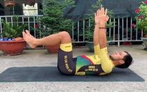 Tập thể dục ra sao khi nhà quá chật?