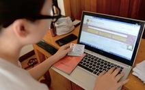 Ngân hàng song hành với dịch vụ công trực tuyến
