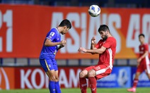 HLV Jurgen Gede: 'Viettel sụp đổ sau bàn thua thứ 2'