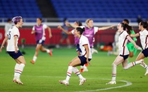 Tứ kết bóng đá nữ Olympic Tokyo: Brazil bị loại, Mỹ đánh bại Hà Lan