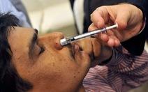 Thông tin về 7 loại vắc xin ngừa COVID-19 dạng xịt mũi