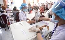 TP.HCM đạt kỷ lục tiêm 104.000 liều vắc xin một ngày