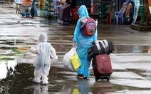 Huế tạm dừng kế hoạch đón người dân từ TP.HCM về quê
