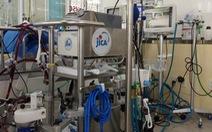 JICA hỗ trợ máy ECMO, máy thở cho Bệnh viện Chợ Rẫy