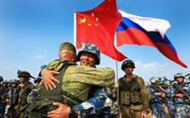 Nga, Trung Quốc tập trận ở Ninh Hạ