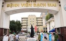 Bệnh viện Bạch Mai cùng MB triển khai thanh toán số an toàn, tiện lợi